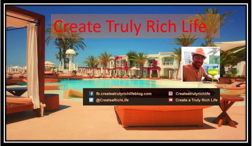 On to the Truly RichLife